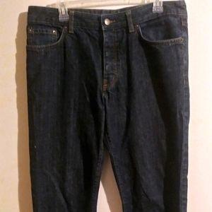 Patagonia 100% Organic Cotton Denim Jeans Size 34